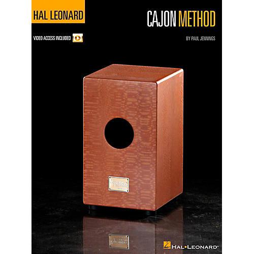 Hal Leonard Hal Leonard Cajon Method Book/Video Online thumbnail