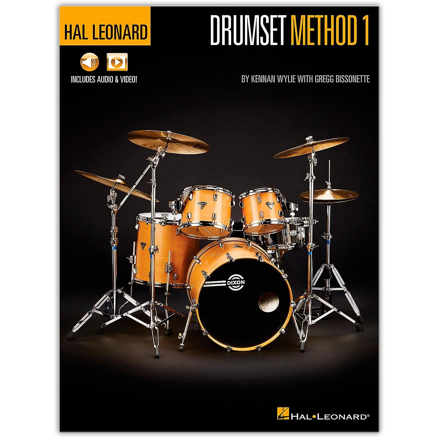 Hal Leonard Hal Leonard Drumset Method - Book 1  Book/Media Online thumbnail