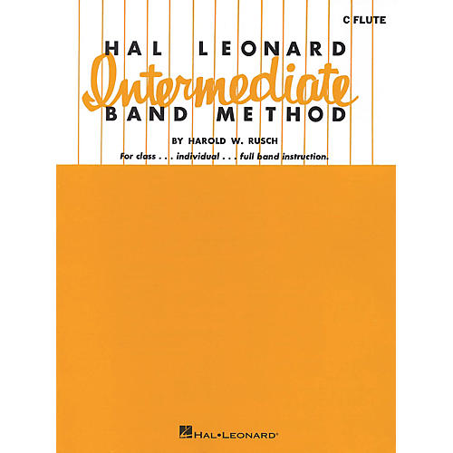 Hal Leonard Hal Leonard Intermediate Band Method (Baritone B.C.) Intermediate Band Method Series thumbnail