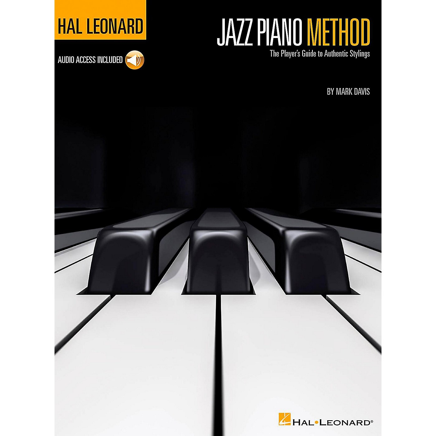 Hal Leonard Hal Leonard Jazz Piano Method - Book/Online Audio thumbnail