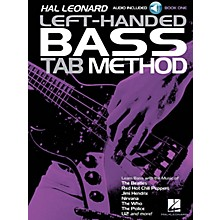 Hal Leonard Hal Leonard Left-Handed Bass Tab Method - Book 1 Guitar Tab Method BK/Audio Online by Eric W. Wills
