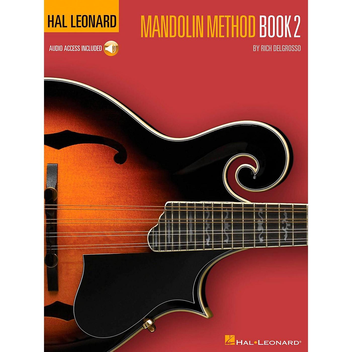 Hal Leonard Hal Leonard Mandolin Method Book 2 Book/Online Audio thumbnail