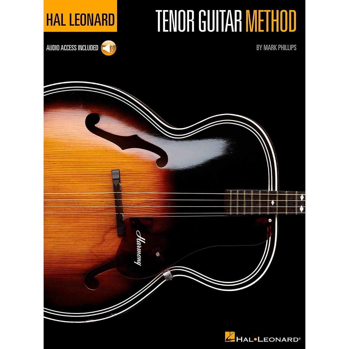 Hal Leonard Hal Leonard Tenor Guitar Method Book/Audio Online thumbnail