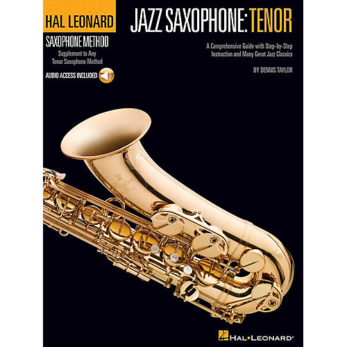 Hal Leonard Hal Leonard Tenor Saxophone Method Sax Instruction Series Softcover Audio Online Written by Dennis Taylor thumbnail