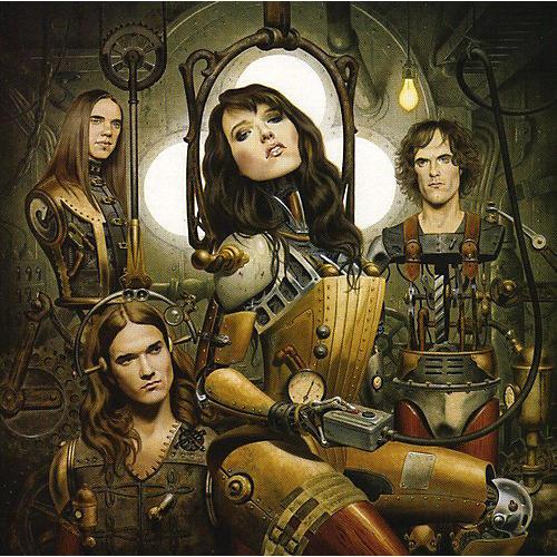 Alliance Halestorm - Halestorm (CD) thumbnail