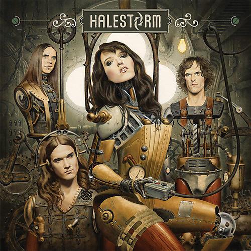 Alliance Halestorm - Halestorm thumbnail