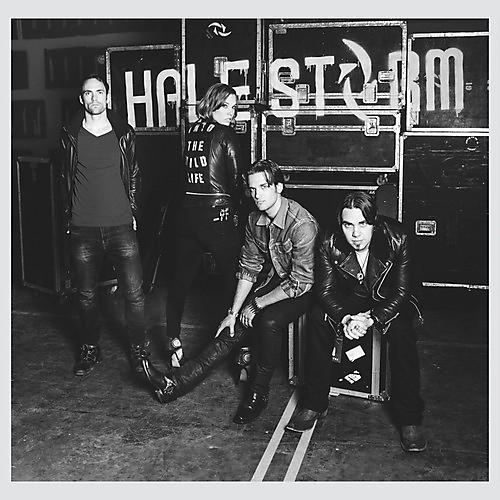 Alliance Halestorm - Into the Wild Life thumbnail