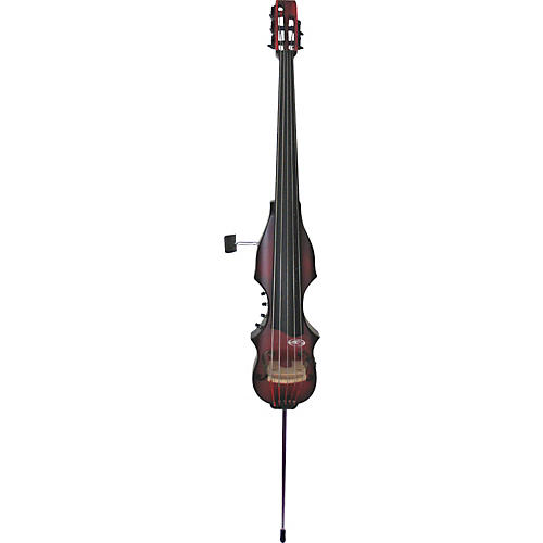 BSX Bass Half Note 5-String Acoustic-Electric Upright Bass-thumbnail