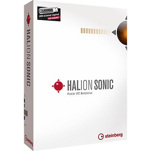 Steinberg Halion Sonic  Retail thumbnail