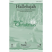 PraiseSong Hallelujah CHOIRTRAX CD by Darlene Zschech Arranged by Dennis Allen