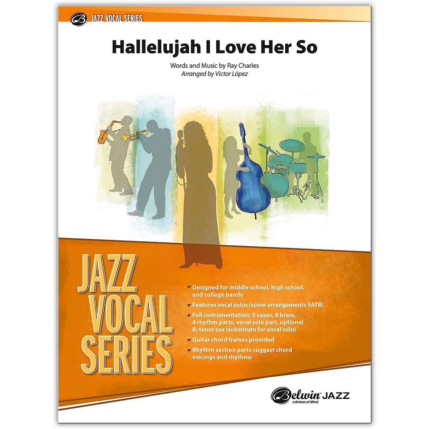 BELWIN Hallelujah I Love Her So 3 (Medium) thumbnail