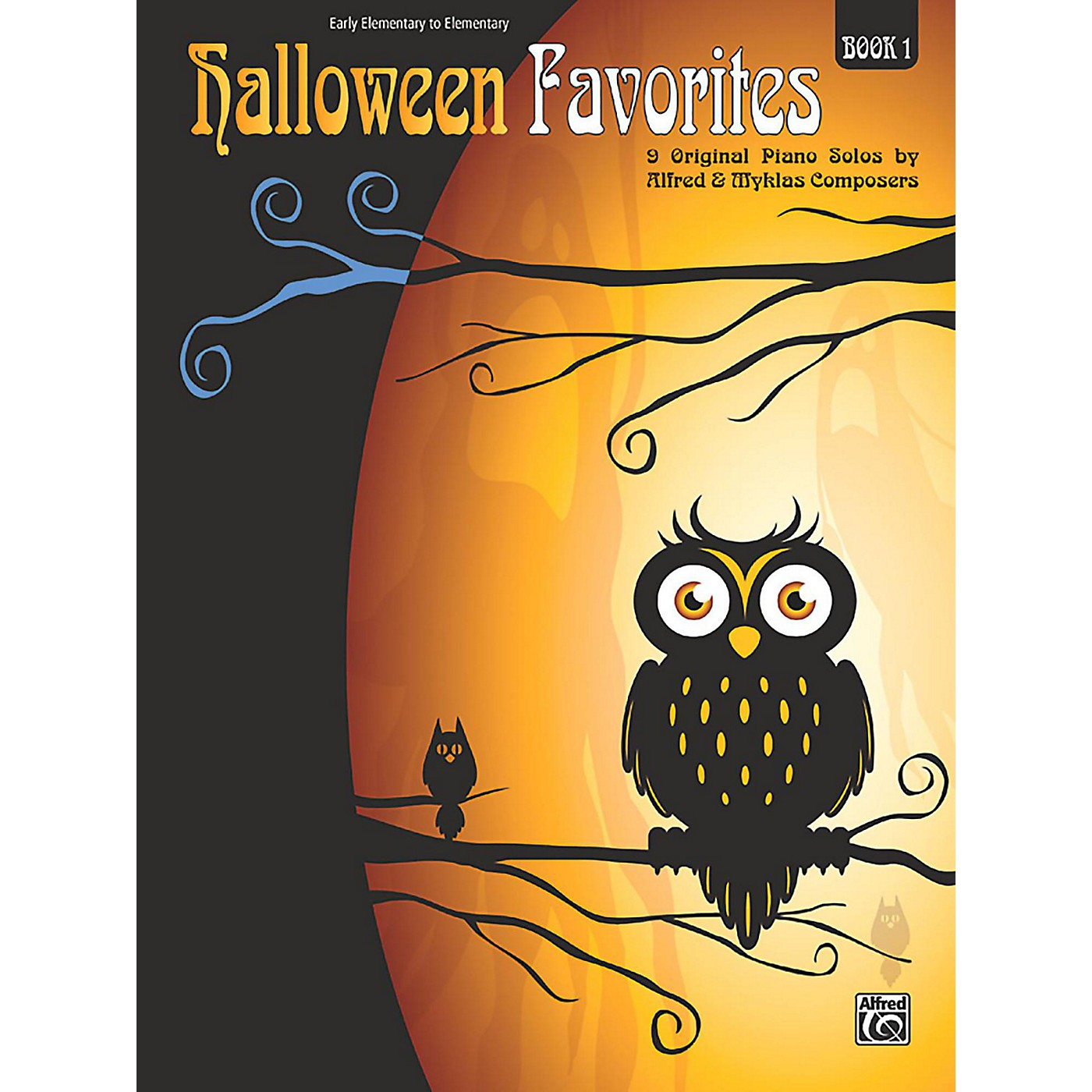 Alfred Halloween Favorites, Book 1 Early Elementary / Elementary thumbnail