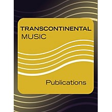 Transcontinental Music Hal'luyah SATB Composed by Louis Lewandowski