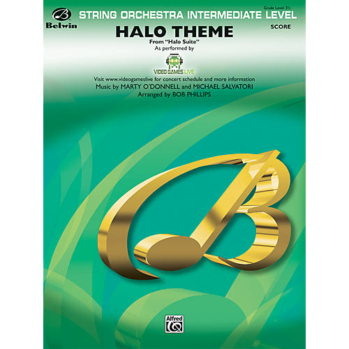 Alfred Halo Theme thumbnail