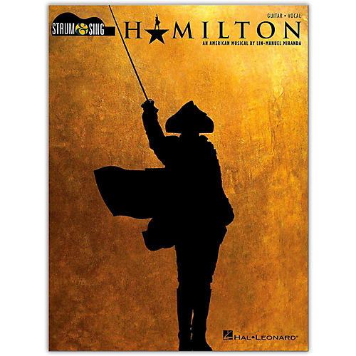 Hal Leonard Hamilton - Strum & Sing Guitar thumbnail