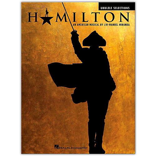 Hal Leonard Hamilton - Ukulele Selections thumbnail