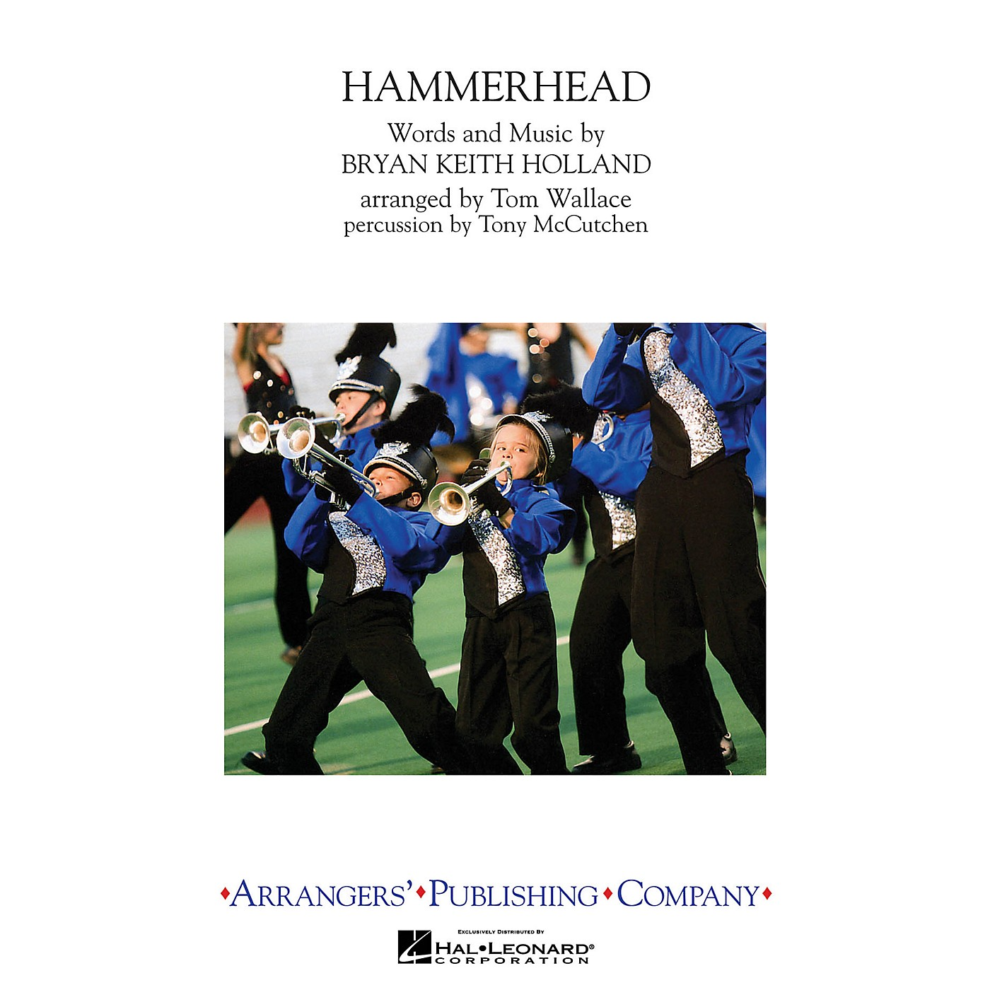 Arrangers Hammerhead Marching Band Level 3 by The Offspring Arranged by Tom Wallace thumbnail