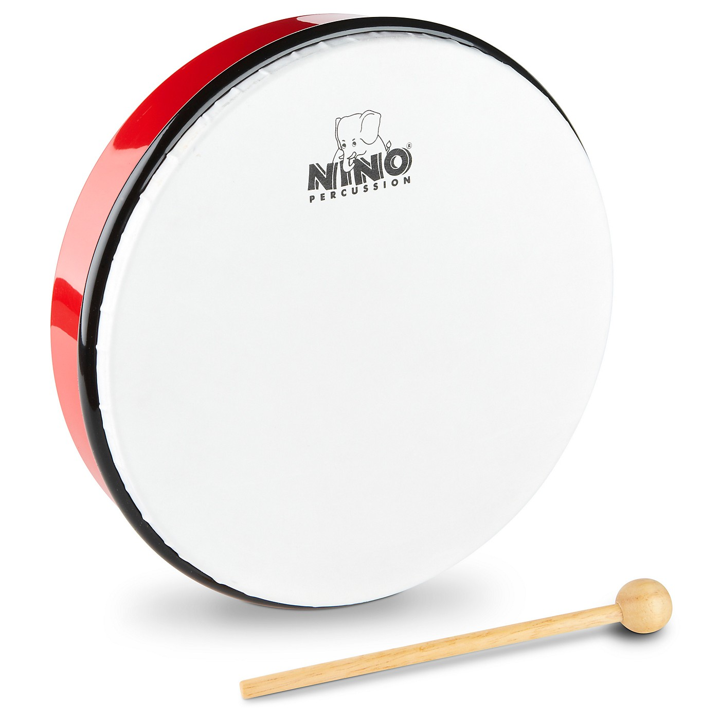 Nino Hand Drum with Beater thumbnail