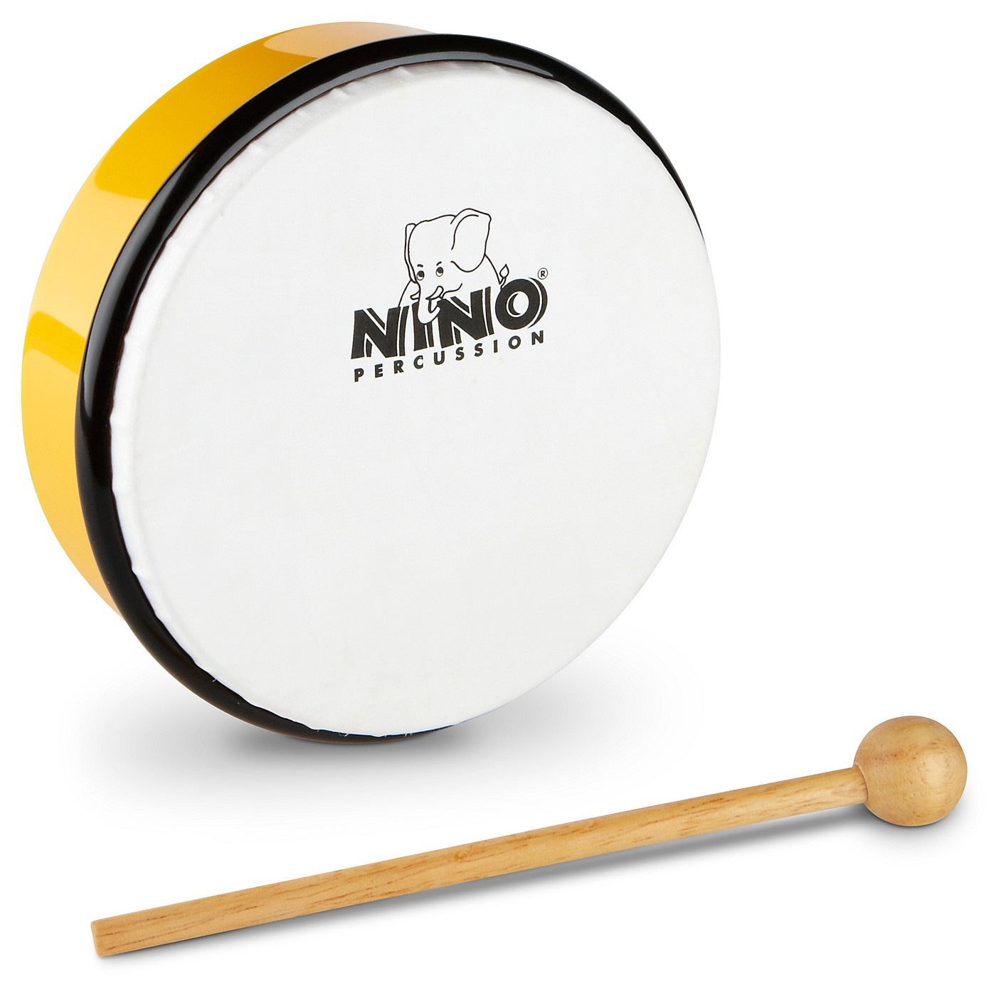 Nino Hand Drum with Beater thumbnail