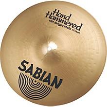 Sabian Hand Hammered Bright Hi-Hats Brilliant