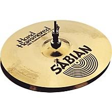 "Sabian Hand Hammered Fusion Hi-Hat Cymbals 13"""