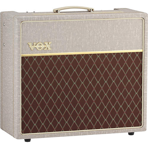Vox Hand-Wired AC15HW1 15W 1x12 Tube Guitar Combo Amp thumbnail