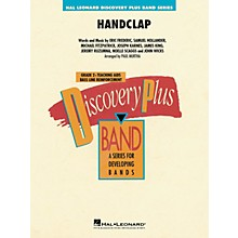 Hal Leonard HandClap - Discovery Plus Band Level 2 arranged by Paul Murtha