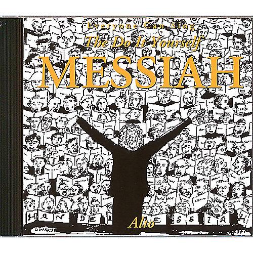 Hal Leonard Handel's Do-It-Yourself Messiah Choral Tutorial (Alto CD) thumbnail