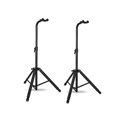 Musician's Gear Hanging Guitar Stand Black 2-Pack thumbnail