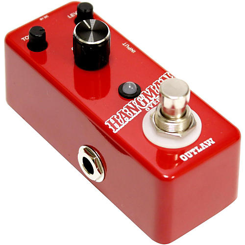 Outlaw Effects Hangman Guitar Overdrive Pedal thumbnail