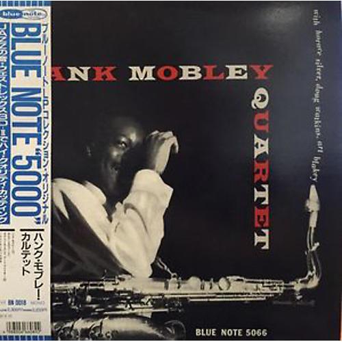 Alliance Hank Mobley - Hank Mobley Quartet thumbnail