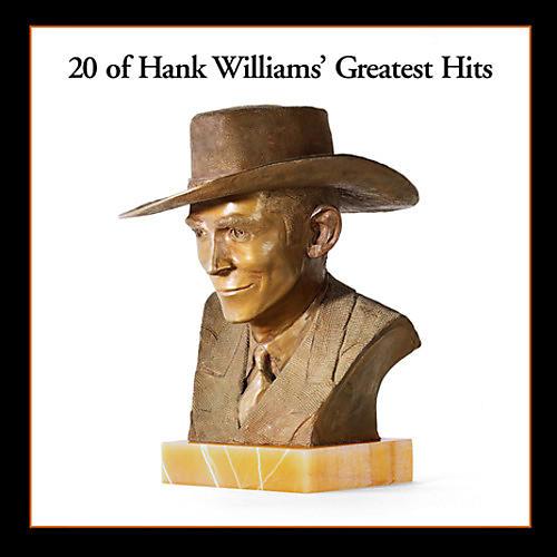 Alliance Hank Williams - 20 Greatest Hits thumbnail