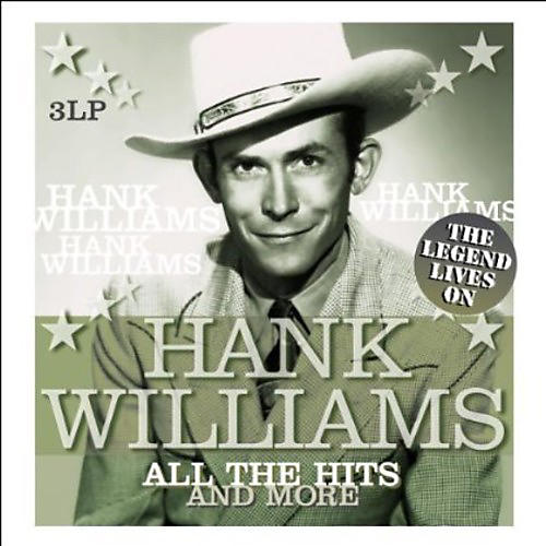 Alliance Hank Williams - All the Hits & More thumbnail