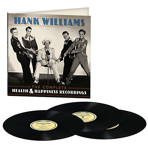 Alliance Hank Williams - Complete Health & Happiness Recordings thumbnail
