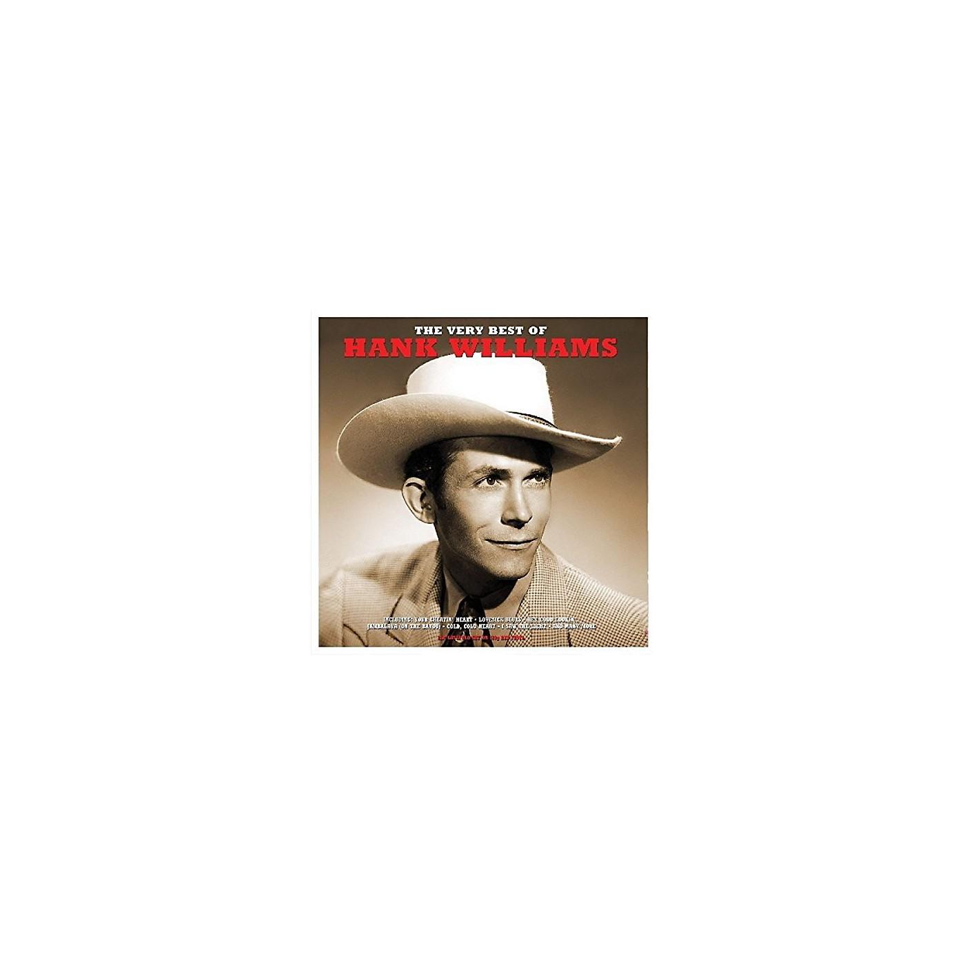 Alliance Hank Williams - Very Best Of thumbnail