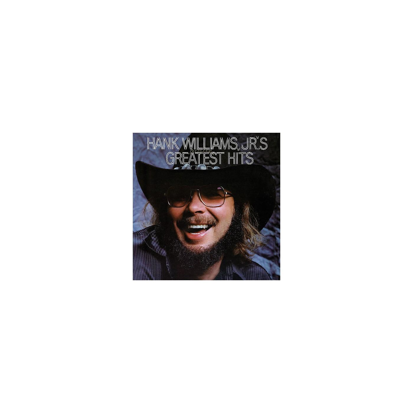 Alliance Hank Williams Jr. - Greatest Hits 1 (CD) thumbnail