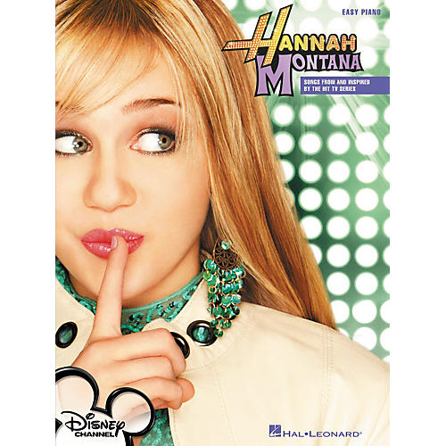 Hal Leonard Hannah Montana For Easy Piano thumbnail