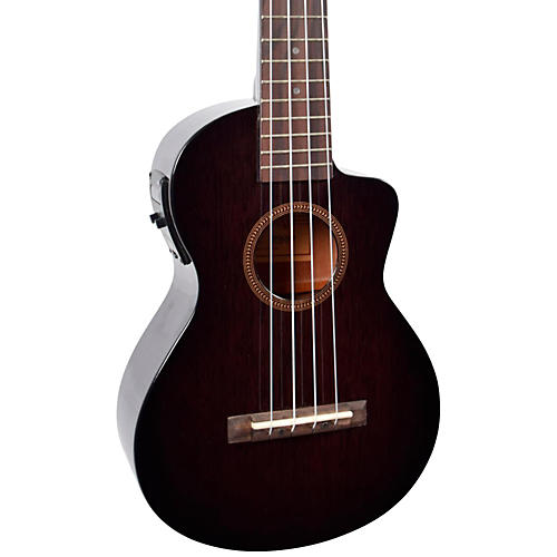 Mahalo Hano Elite Series MH2CE Acoustic-Electric Concert Ukulele thumbnail