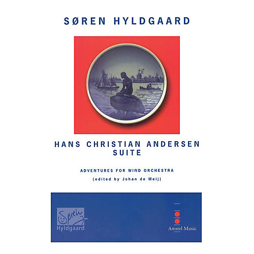 Amstel Music Hans Christian Andersen Suite (Score Only) Concert Band Level 5 Composed by Soren Hyldgaard thumbnail