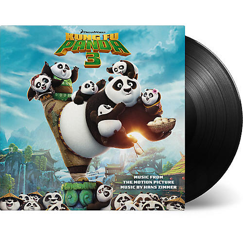 Alliance Hans Zimmer - Kung Fu Panda 3 (Music From the Motion Picture) thumbnail