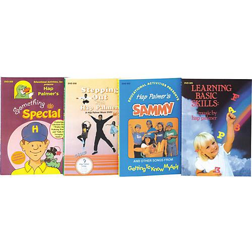 Educational Activities Hap Palmer Video Set thumbnail