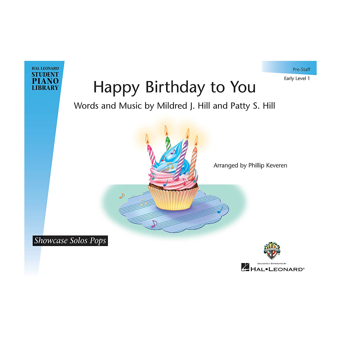 Hal Leonard Happy Birthday to You Piano Library Series (Level 1) thumbnail