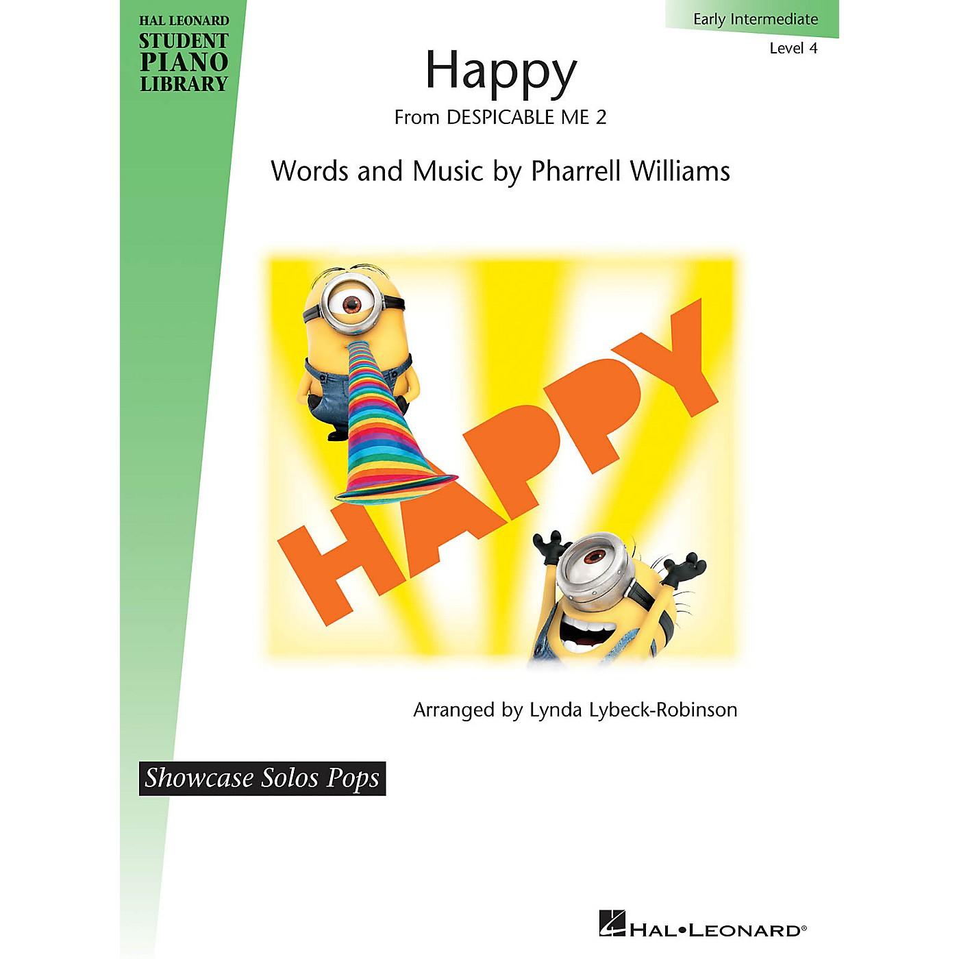 Hal Leonard Happy Piano Library Series (Level Early Inter) thumbnail
