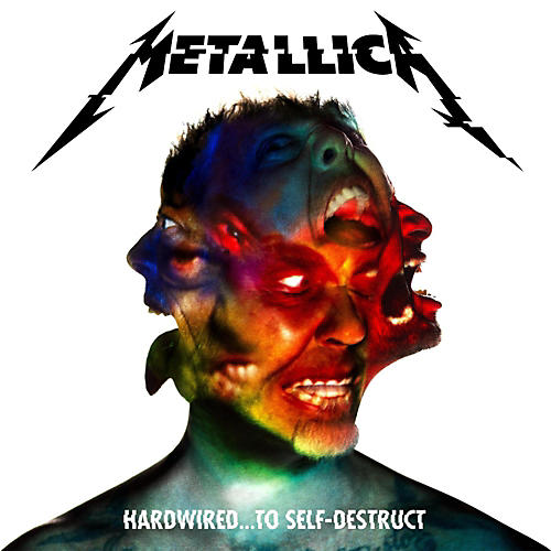 Metallica Hardwired...To Self Destruct -  Deluxe 3LP thumbnail
