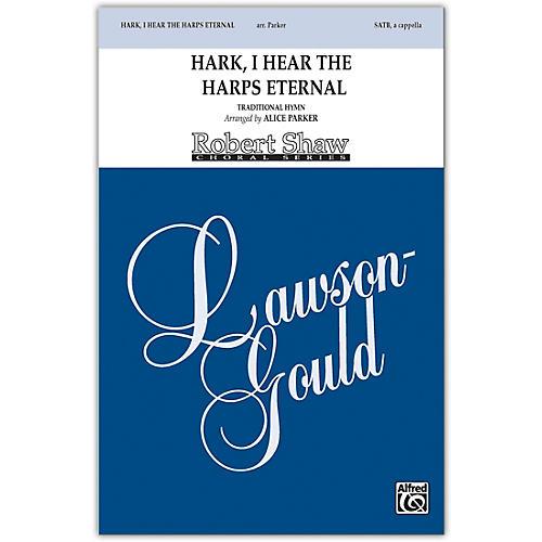 Alfred Hark, I Hear the Harps Eternal SATB, a cappella Choral Octavo thumbnail