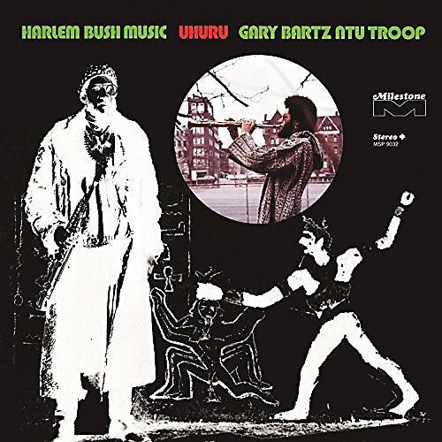 Alliance Harlem Bush Music - Uhuru thumbnail