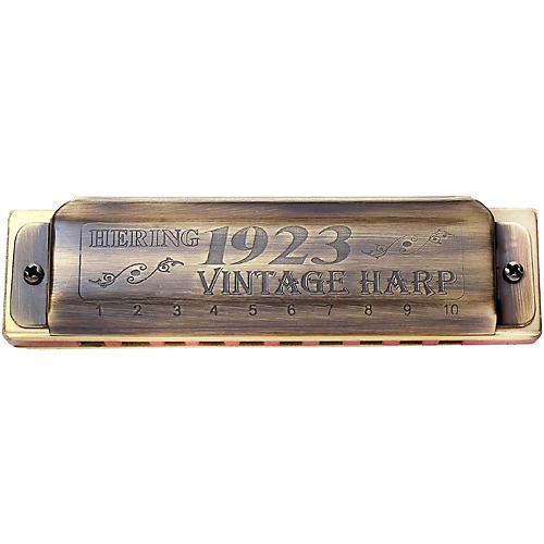 Hering Harmonicas 1020 Vintage Harp 1923 Diatonic Harmonica thumbnail