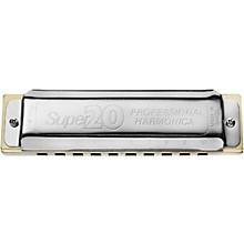 Hering Harmonicas 8020 Super 20 Diatonic Harmonica