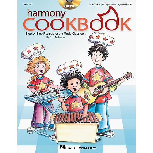 Hal Leonard Harmony Cookbook thumbnail