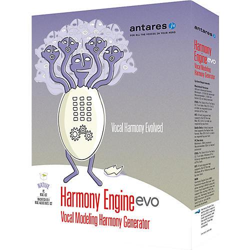Antares Harmony Engine Evo Vocal Modeling Harmony Generator thumbnail